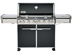 Weber Summit E-670 is the #BBQ grill with all the bells and whistles!