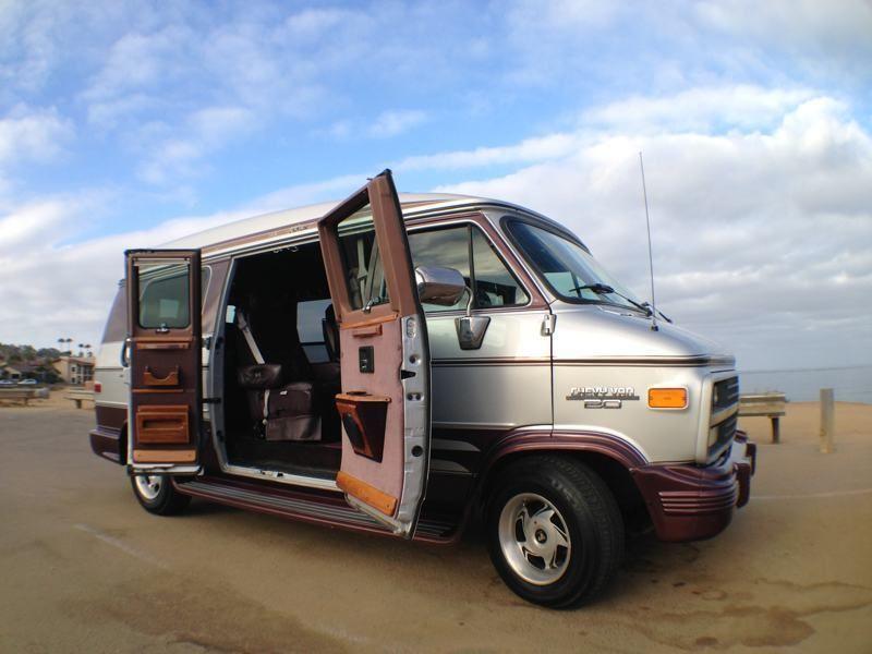 Chevrolet G20 Van G20 Van Chevy Van Chevy