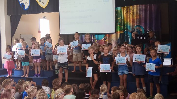 Our Mounties Certificates this fortnight. - facebook.com