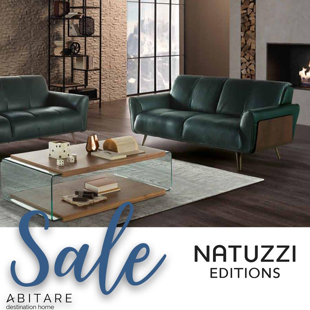 Natuzzi Editions Talento Range Home