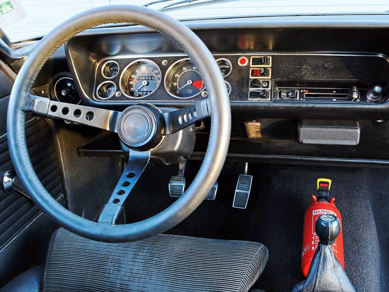 1970 Ford Capri Rs 2600 Interior Oldtimer Ford Fahrzeuge