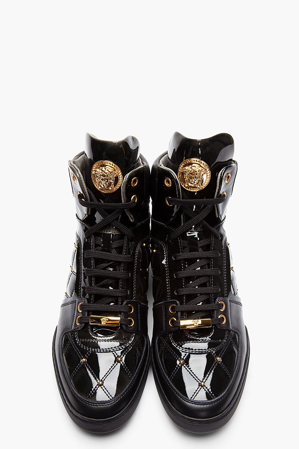 64925036737 versace | Shoes! | Shoes, Leather sneakers, Mens fashion:__cat__