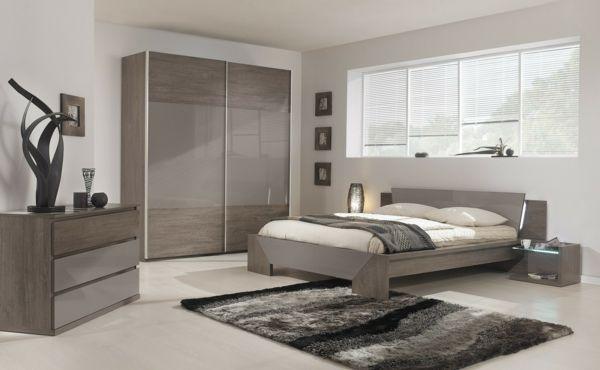 Billig schlafzimmer komplett grau | Deutsche Deko | Pinterest | Grau ...