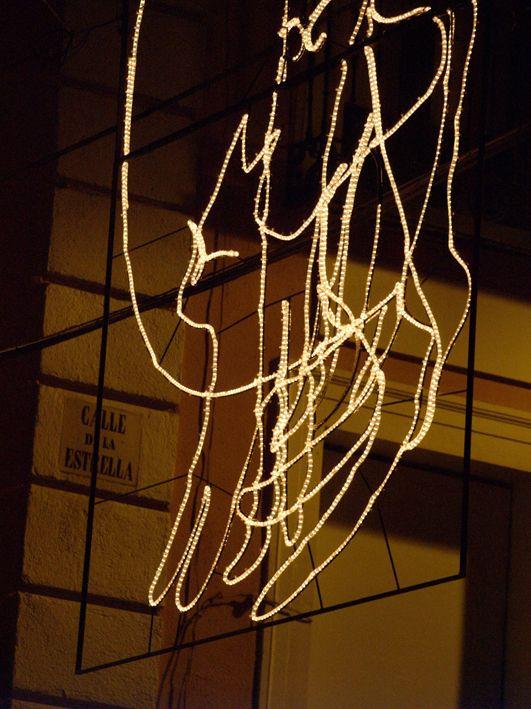 Iluminación de Navidad para Madrid  /  Jacobo Pérez-Enciso