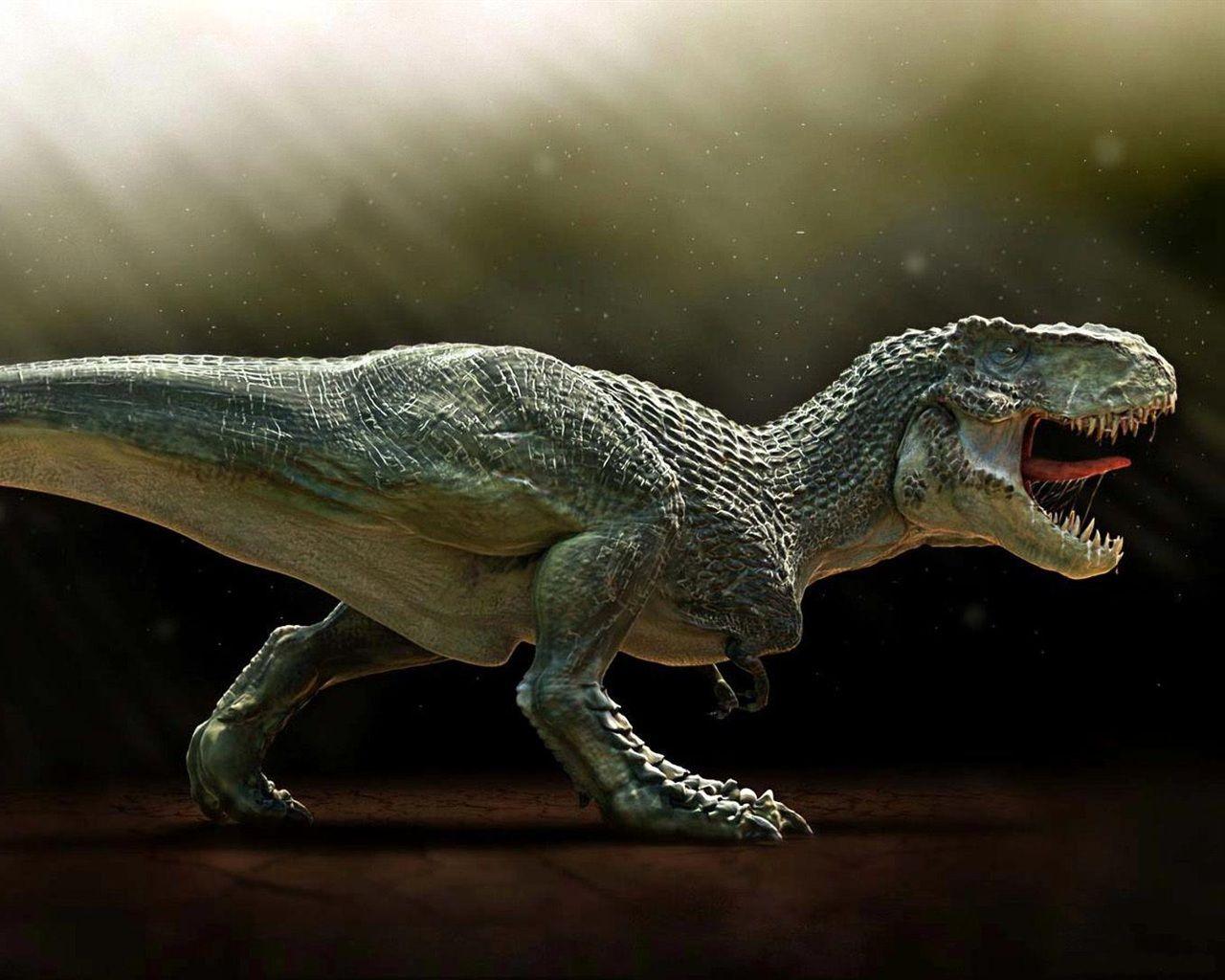 Images fond ecran 1280x1024 pal ontologie dinosaure - Dinosaure marin carnivore ...