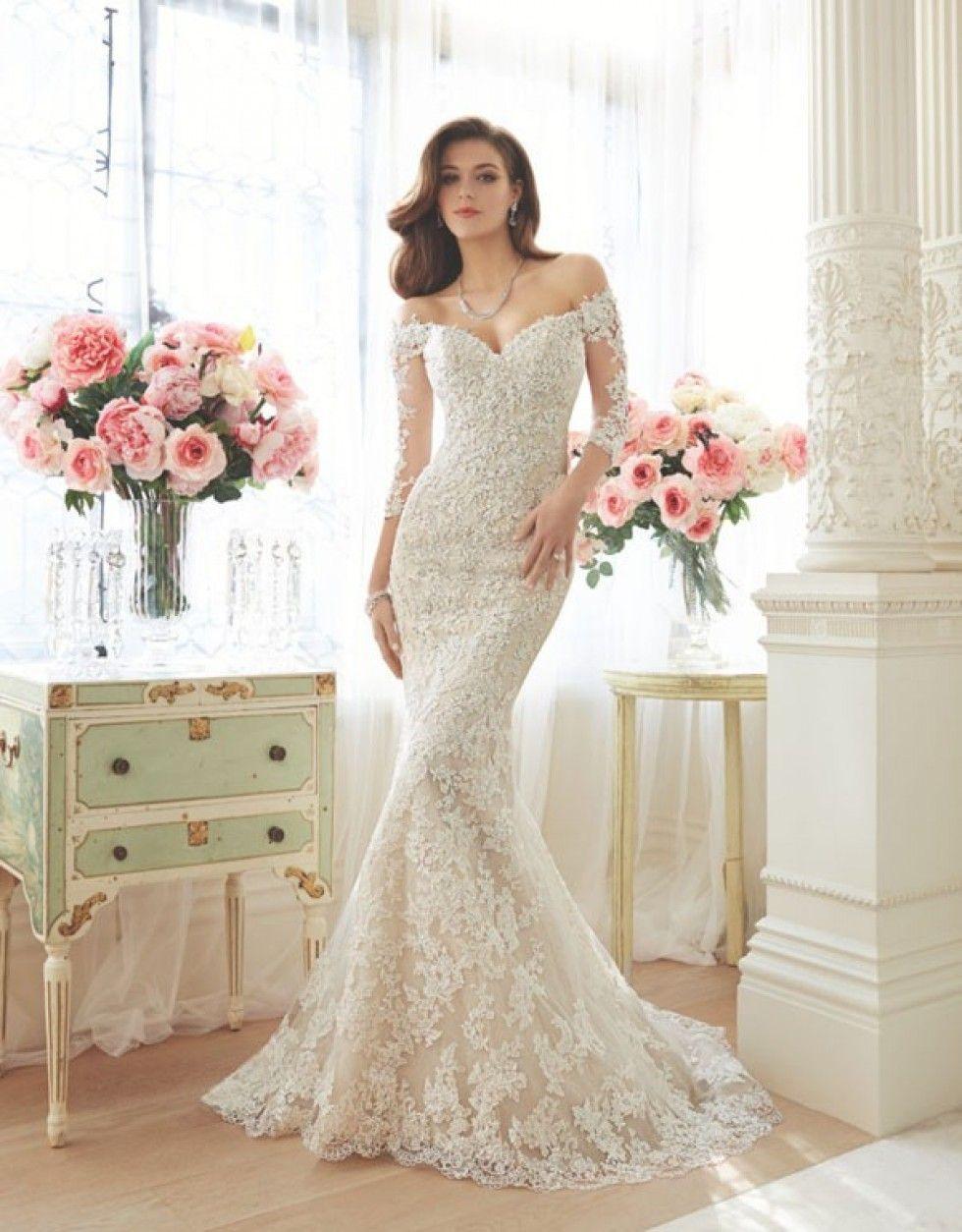 Vestido de novia - Sophia Tolli 11632 Riona   Odet Saüc   ropa ...