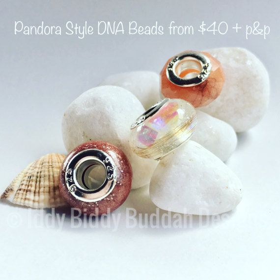 2170e0bde Personalised DNA charm bead/ Keepsake bead/ Rememberance charm/ Pet ...