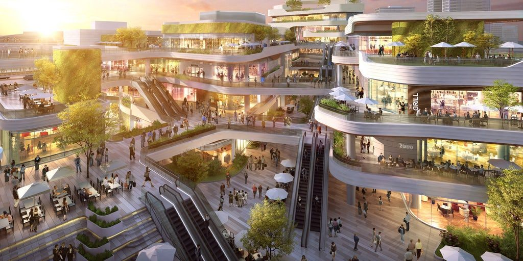FYI: Is Suburbia China's Next Retail Gold Mine?