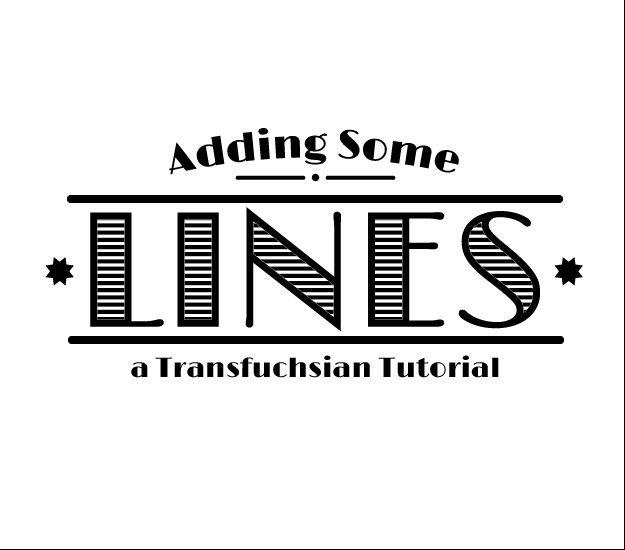 How To Add Lines Inside Text With Adobe Illustrator Transfuchsian Illustrator Tutorials Graphic Design Fonts Adobe Illustrator Tutorials
