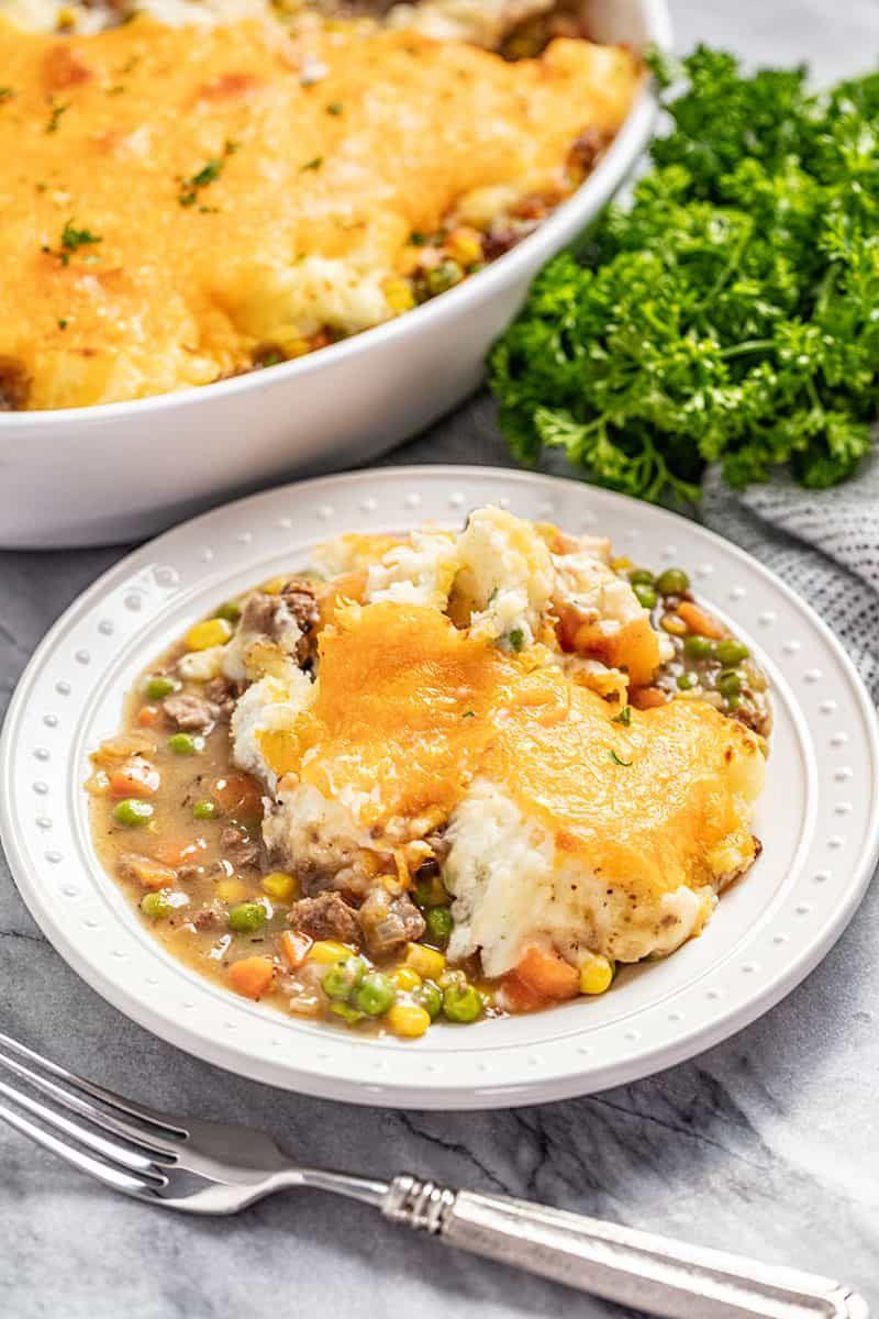 Old Fashioned Shepherd S Pie Recipe In 2020 Shepherds Pie Cooking Dinner Cottage Pie