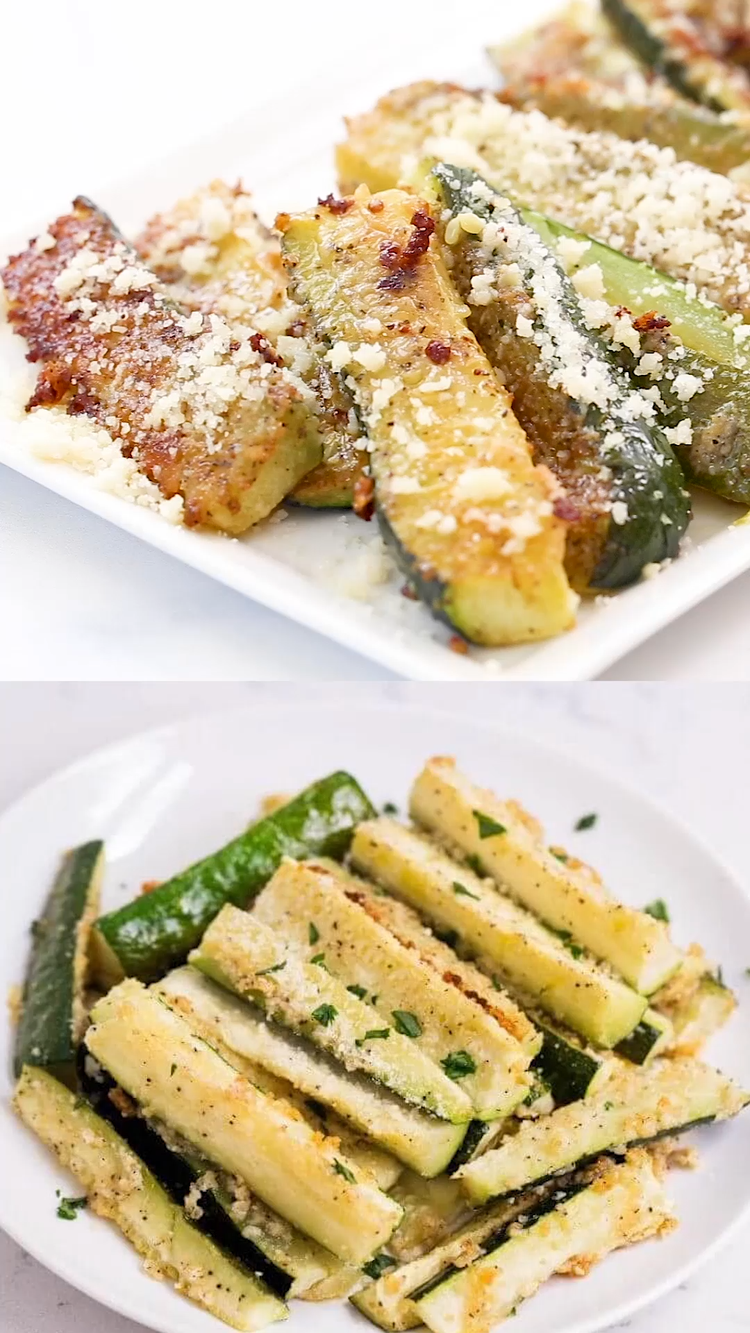 Baked Zucchini Fries -   19 healthy recipes Sides veggies ideas