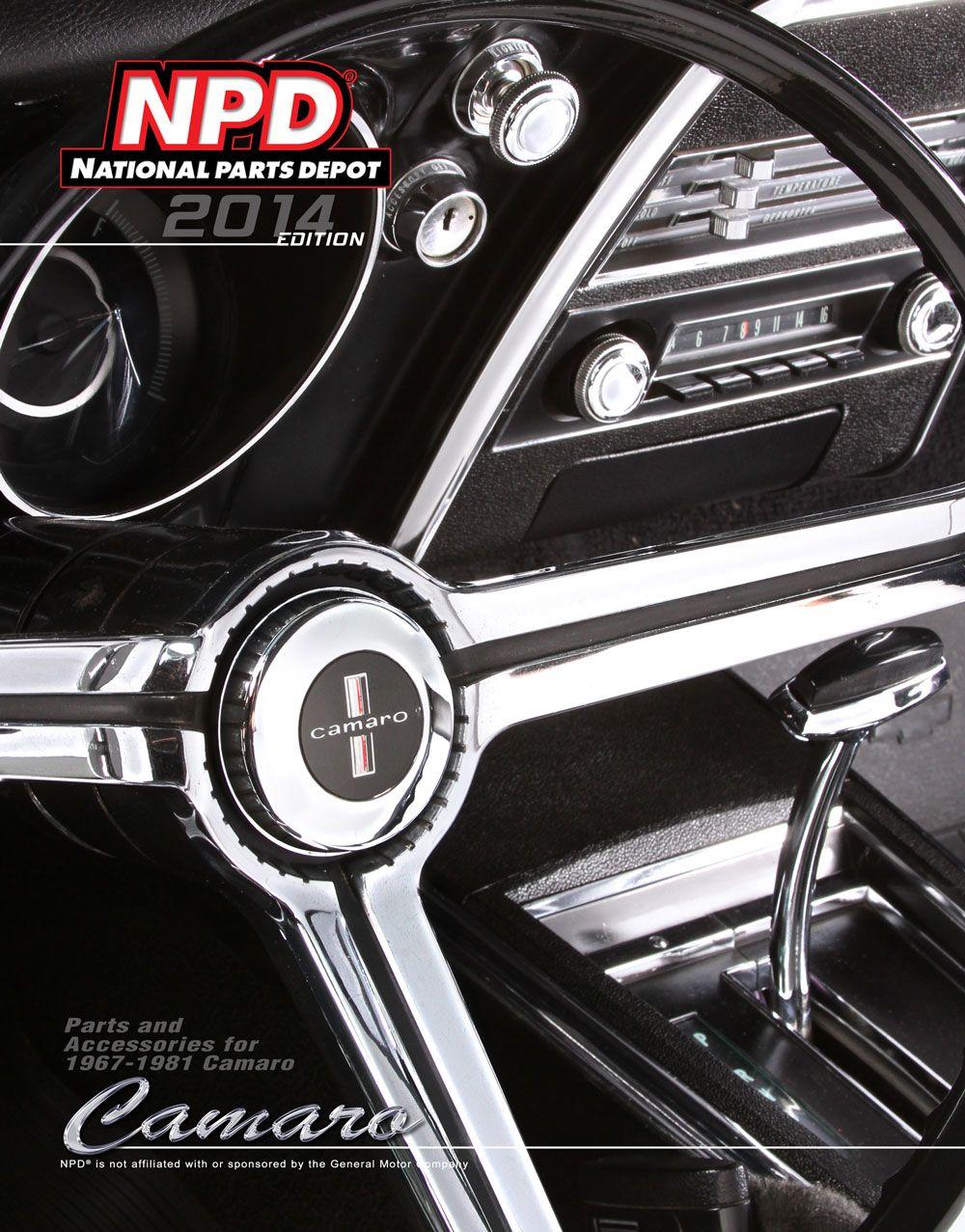 National Parts Depot >> Pin By National Parts Depot On Camaros 1967 Camaro