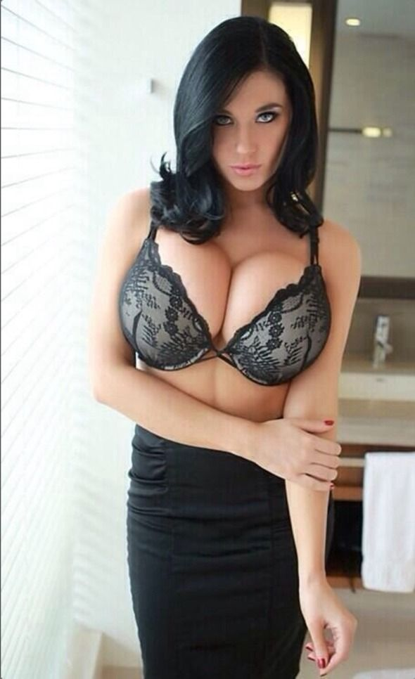 Sexy mature businesswoman