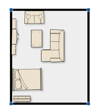 18x20 floor plan idea | New Home | Floor plans, Diagram, How to plan