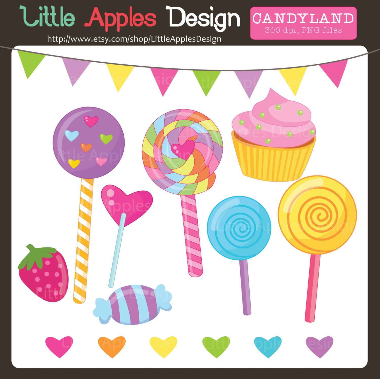 lollipop clip art lollipop clipart candyland clipart candyland clip art candy clipart [ 1500 x 1495 Pixel ]