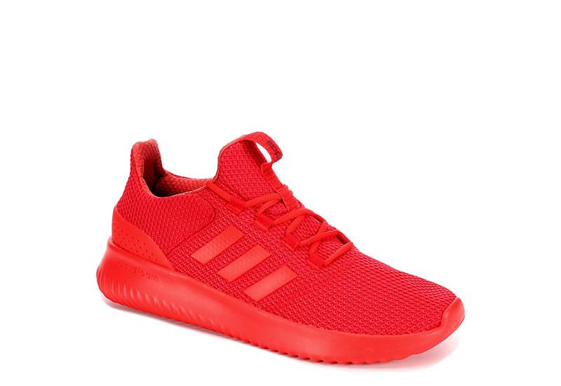 Buy Adidas Mens Cloudfoam Ultimate At Rack Room Shoes Read Adidas Mens Cloudfoam Ultimate Reviews And Choose The Size Width An Red Adidas Adidas Men Adidas
