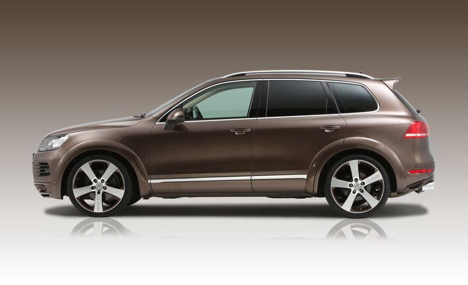 Touareg with rims | Volkswagen Touareg Side Skirts And Wheels | Touareg Rims | Pinterest ...