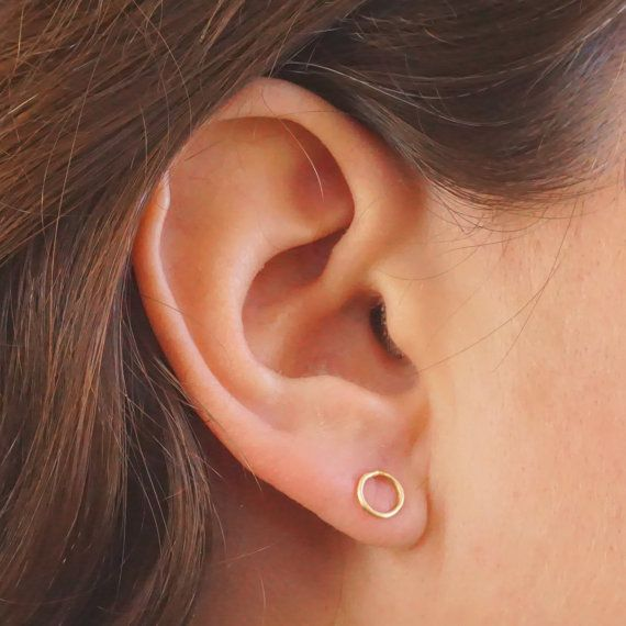 """Real Solide 925 Argent Sterling 1/"""" fine Solid Boucles D/'Oreilles Créoles Sterling Silver Hoops"""