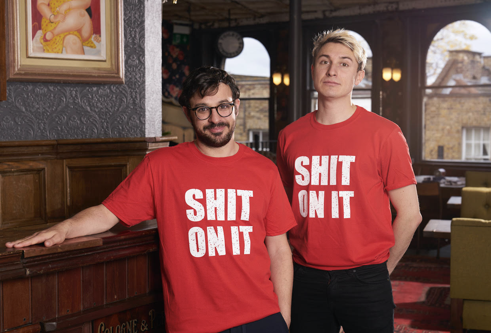 Channel 4's Friday Night Dinner is getting its own clothing line... because why not? #fridaynightdinner