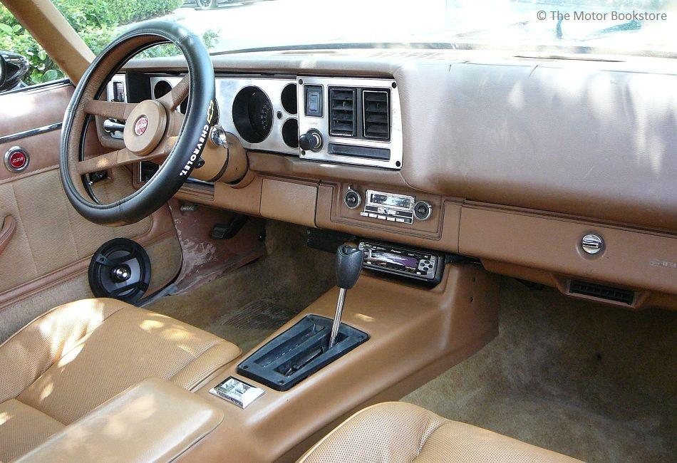 1979 camaro z28 interior parts For1979 Camaro Z28 Interior Parts