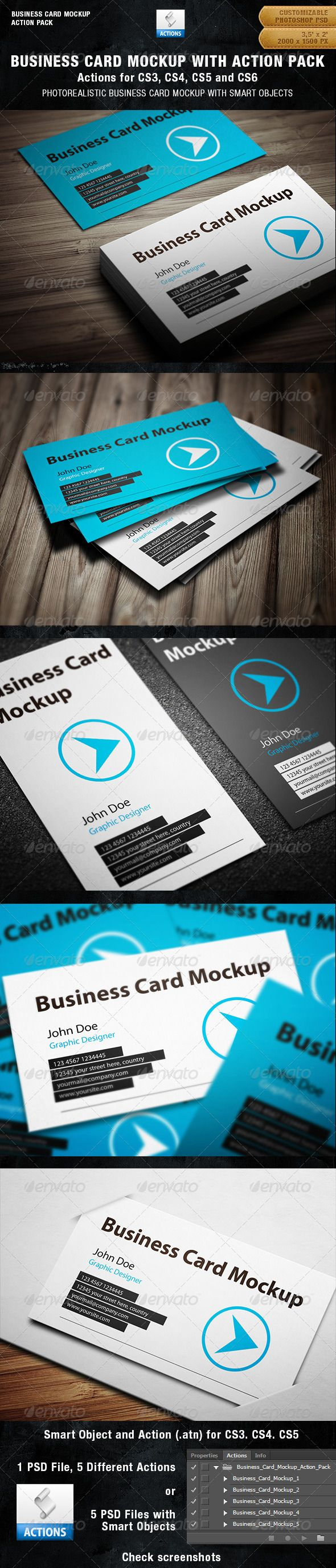 Business card mockup with actions pack pinterest mockup business card mockup with actions pack download here httpsgraphicriveritembusiness card mockup with actions pack1554763refklitvogli reheart