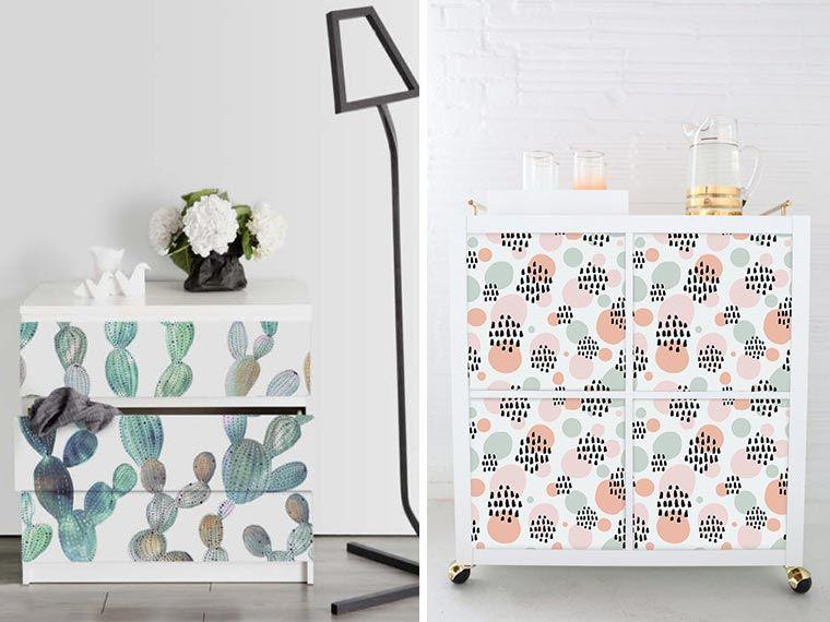 Kinderkamer Tip Pimp Je Ikea Kura Bed Met Deze Stickers
