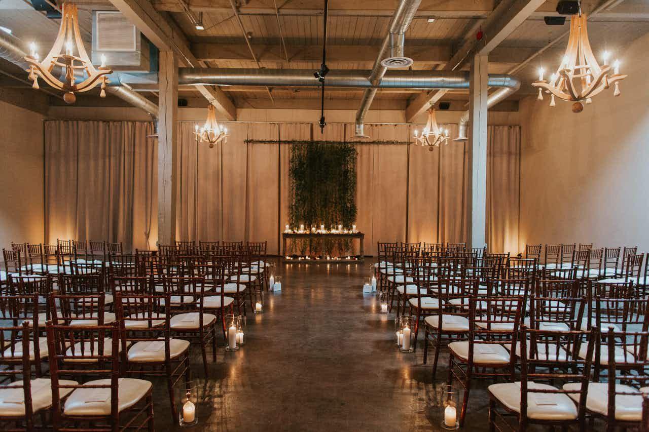 The Foundry by Herban Feast Weddings Seattle Wedding Venue