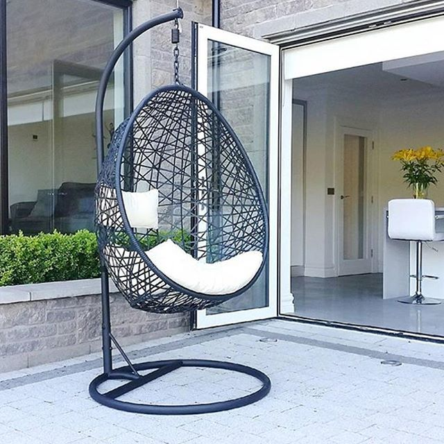 Snuggle Up This Summer With Our Stunning Siena Hanging Egg Chair You Wont Believe The Price Who Would Love To Have O Hanging Egg Chair Hanging Egg Chair