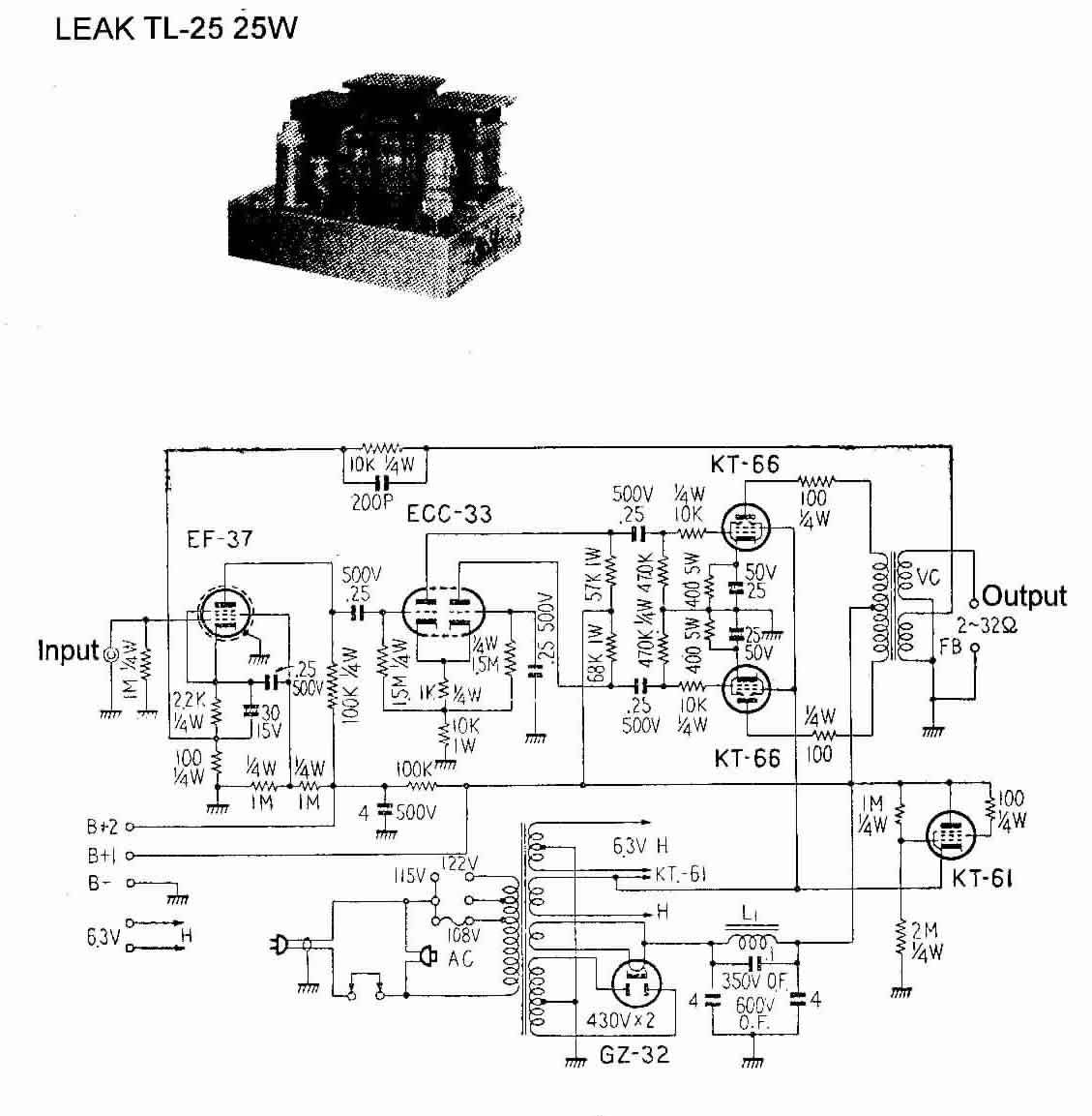The Free Information Society Leak Tl25 Electronic Circuit Circuits Diagrams Design Projects Schematics Schematic