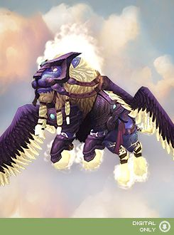 Oo! Need this! - World of Warcraft® Mount: Winged Guardian