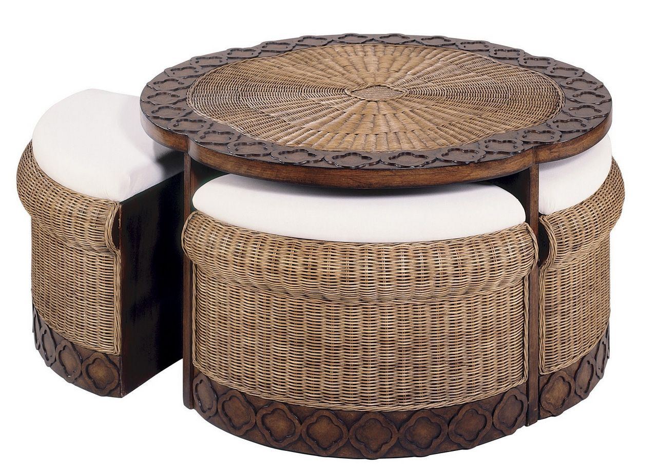 - This Is Why Seagrass Coffee Table And Ottoman Is So Famous Round