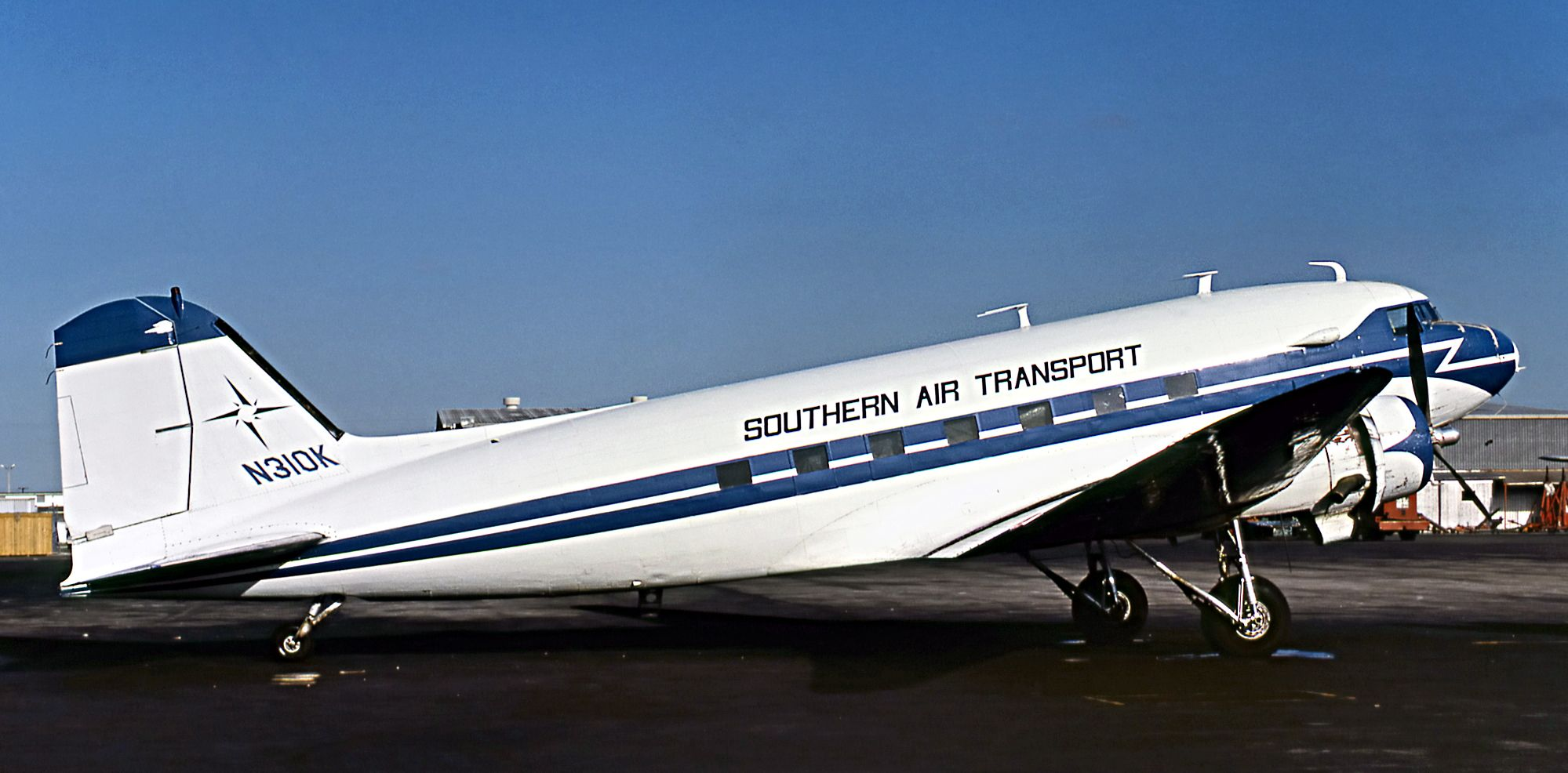 Southern Air Transport DC3 N310K