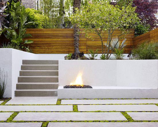 Clevere Lösung | Garten | Pinterest | Gardens, Wood Retaining Wall