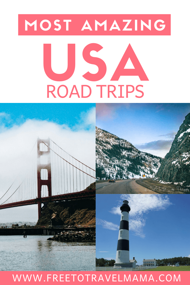 Best Road Trips for Families | Road Trip USA – Free to Travel Mama