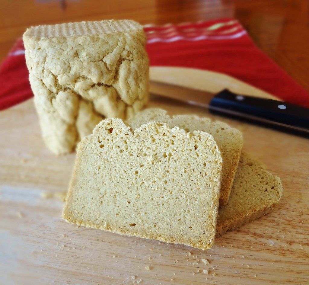 Yeast-Free Sandwich Bread - wheat/gluten, dairy, egg and ...