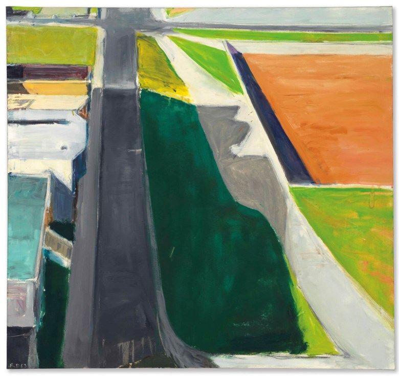 Richard Diebenkorn Painter Par Excellence Artists And Exhibits