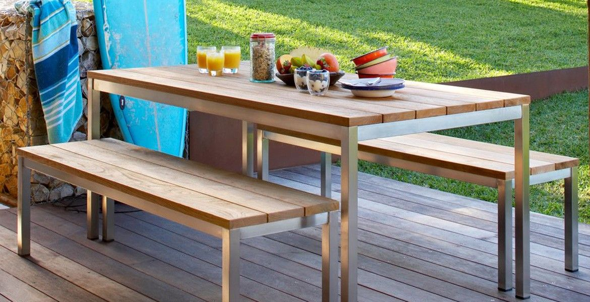 Eco Outdoor - Furniture - Dining Chairs, Stools + Benches - Lennox ...