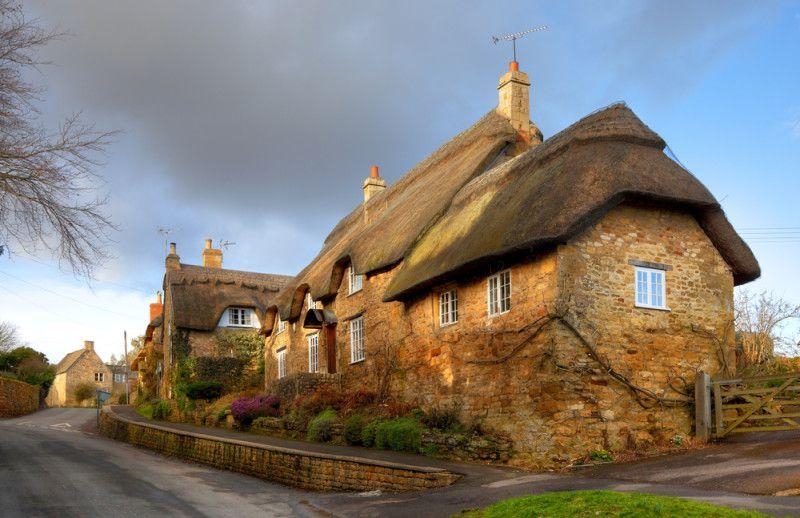 Este pueblo de aspecto de cuento es uno de los más bonitos de Inglaterra (Chipping Campden)