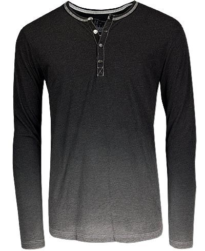 Buckle Black Sultan Henley Shirt( i know this is probably a guys shirt, but i love it!) :)
