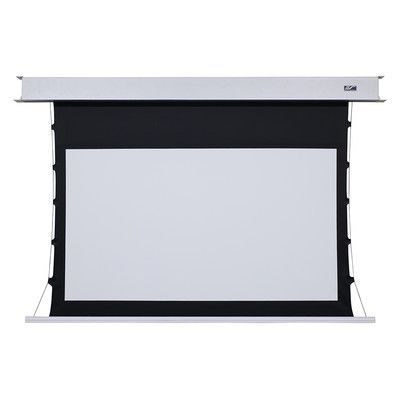 Elite Screens Evanesce White Electric Projection Screen ...
