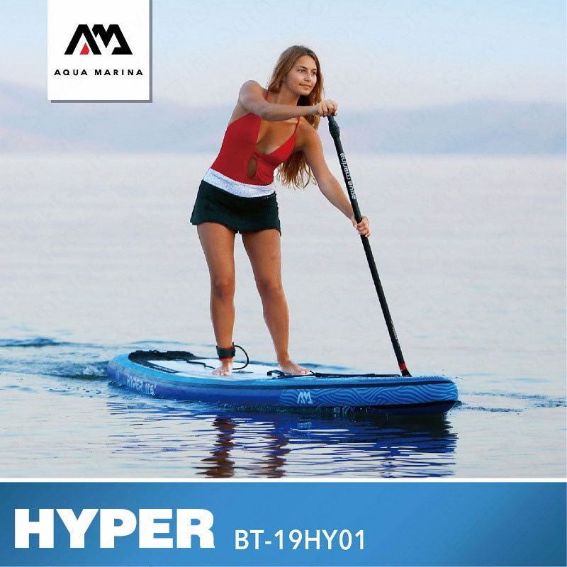 Hyper Surf Board Surfing Board Stand Up Paddleboard Inflatable Sup Paddle Board Sup 350 79 15cm Sup Paddle Board Aqua Marina Sup Paddle