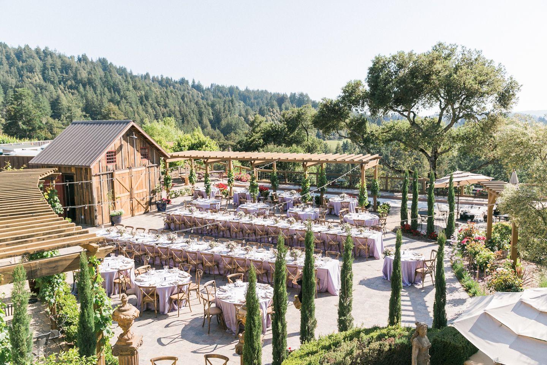 Regale Winery Wedding In Los Gatos