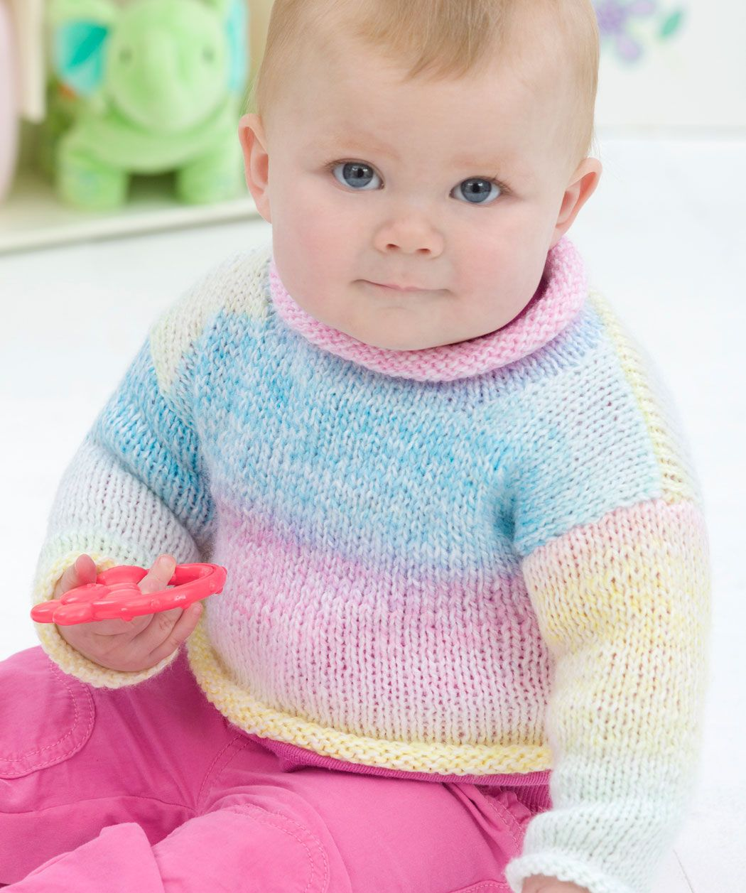 Keep em Cozy Pullover.... simple quick knit for charity or ...