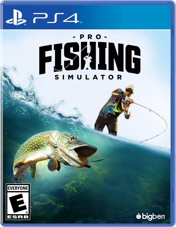 Pro Fishing Simulator Xbox One Fish Xbox One Games