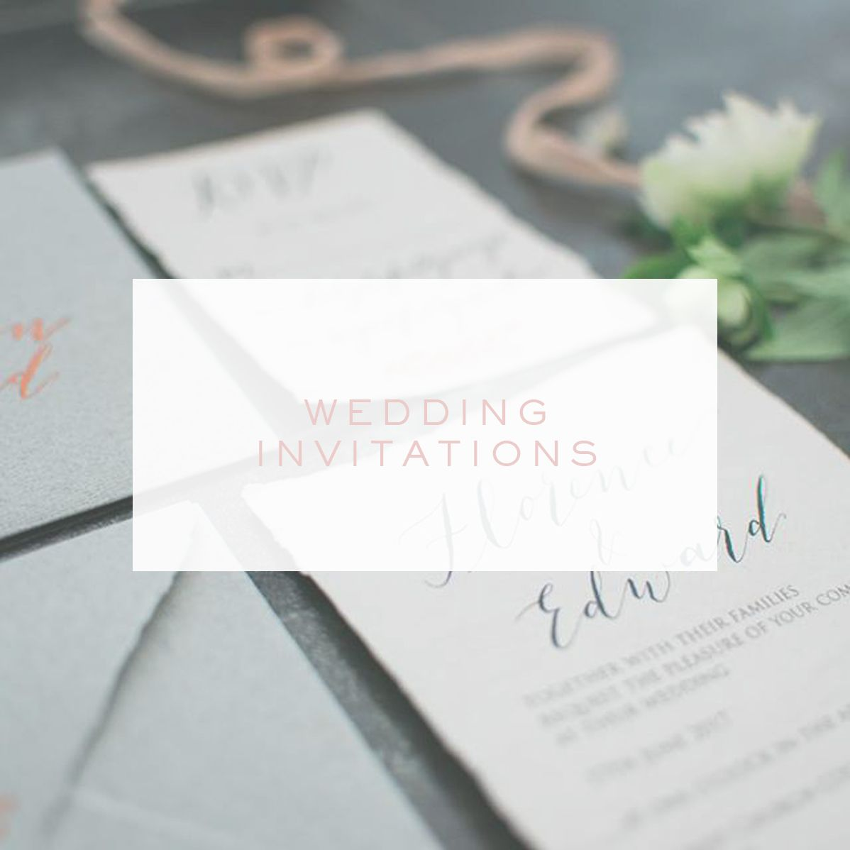 Pin by Merrie & Bright Calligraphy | Modern Wedding Calligraphy and ...