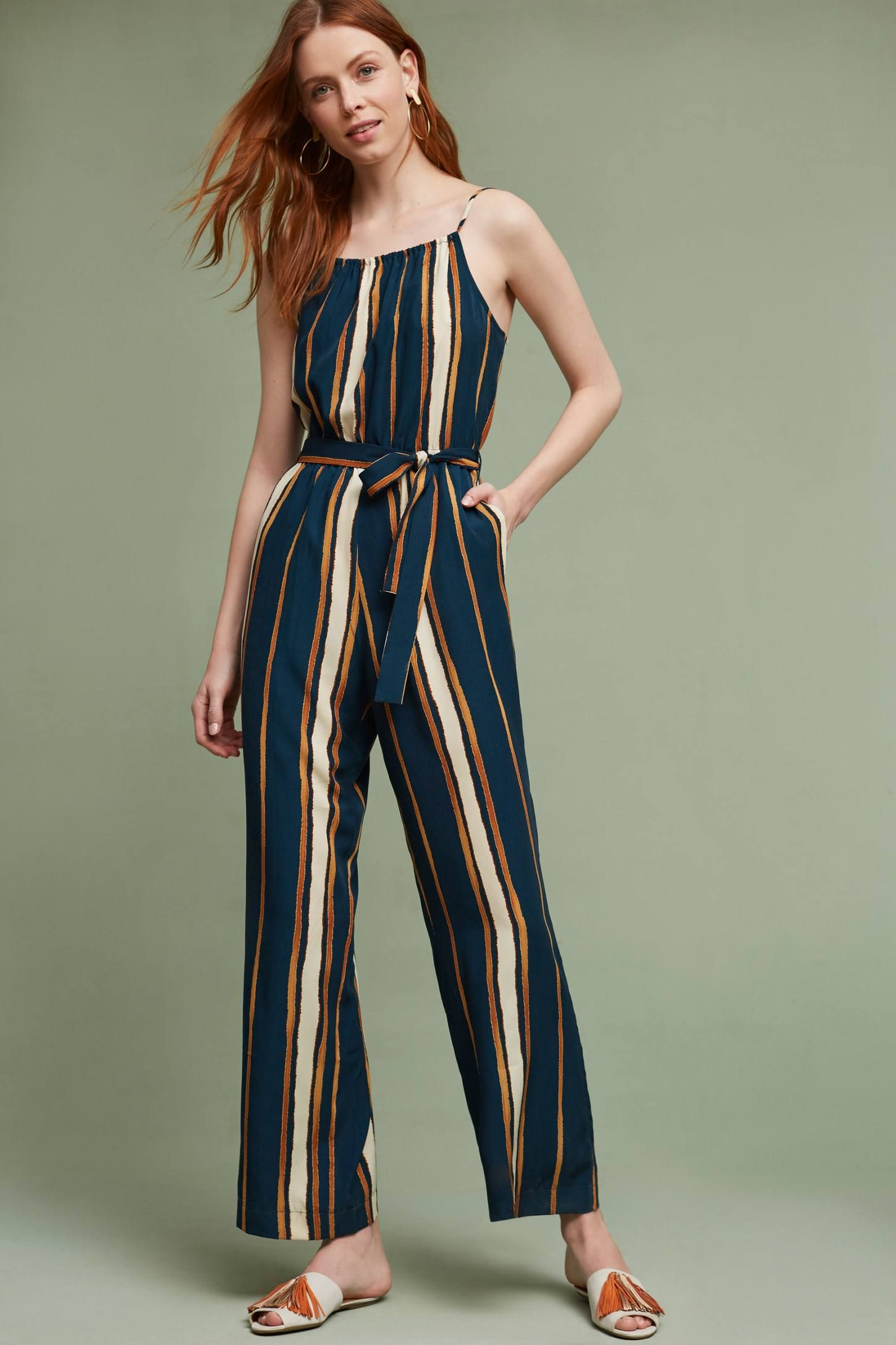 37b928fc020 Shop the Scarborough Jumpsuit and more Anthropologie at Anthropologie  today. Read customer reviews