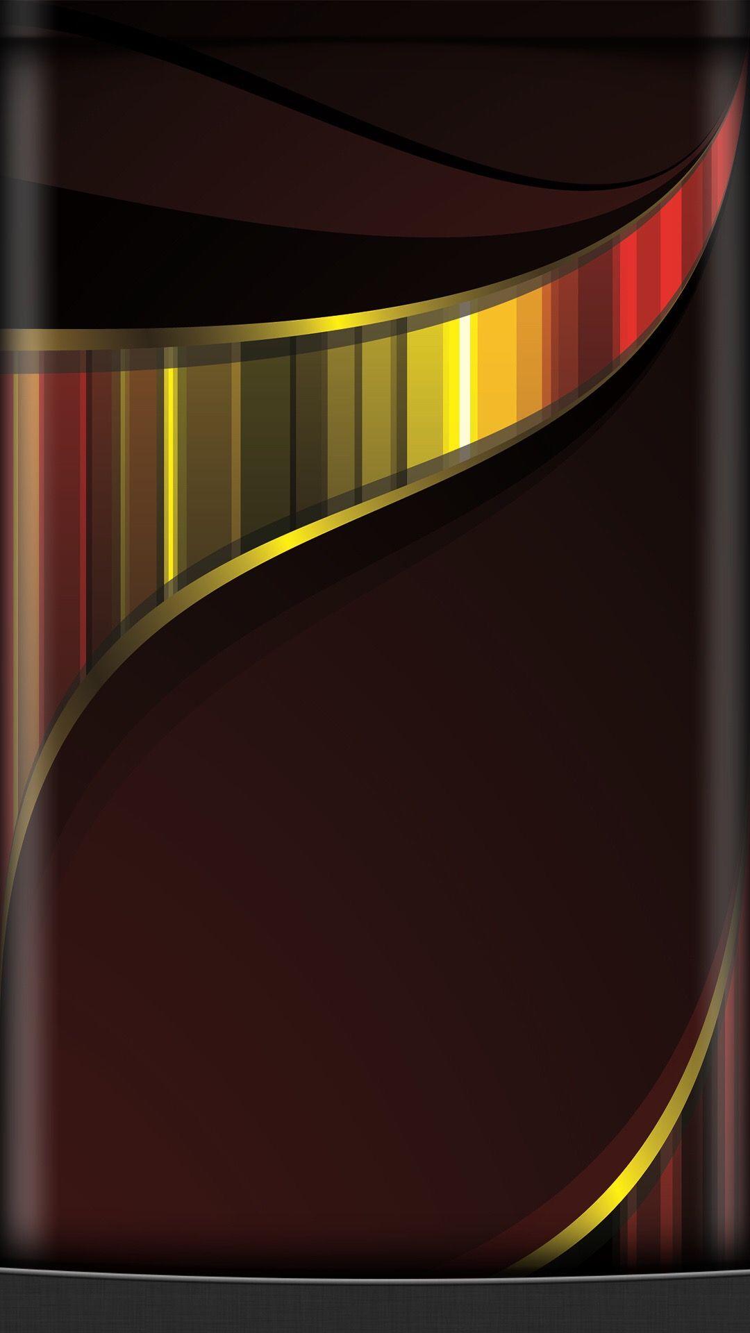 Samsung Iphone Edge Phone Telefon 3d Wallpaper Gold Wallpaper Download Wallpaper Hd Wallpaper