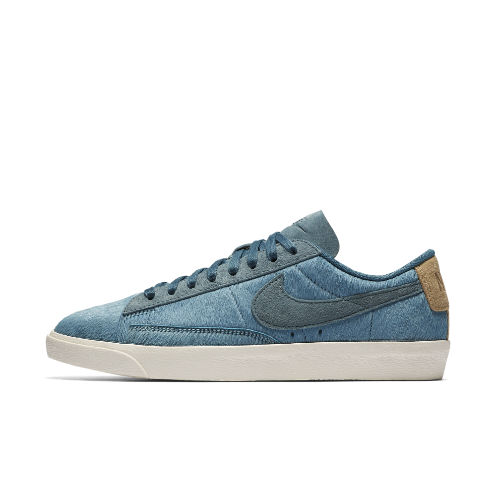 promo code 385f4 6ed04 Nike Blazer Low LX Womens Shoe Size 10.5 (Blue)