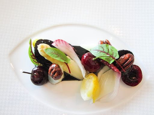 red endive plating - Google Search