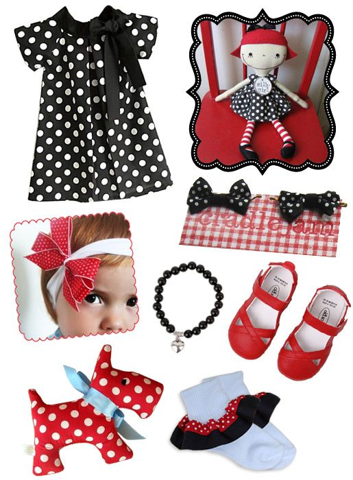 d1a809611 rockabilly kids - Too bad I don't have a little girl!!! :) Rockabilly baby  clothes ...